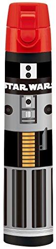 スターウォーズ 超スリムロック式ワンプッシュステンレスボトル ダースベイダー 230ml SDSS2