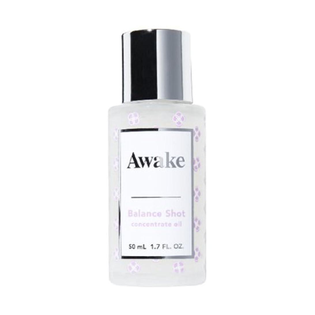貢献程度キャンドルアウェイク(AWAKE) Awake(アウェイク) バランスショット コ ンセントレイトオイル 〈美容オイル〉 (50mL)