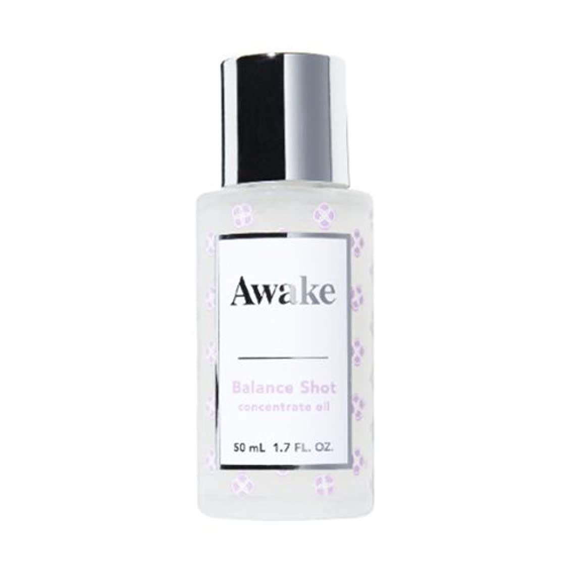 ベールたっぷり管理者アウェイク(AWAKE) Awake(アウェイク) バランスショット コ ンセントレイトオイル 〈美容オイル〉 (50mL)