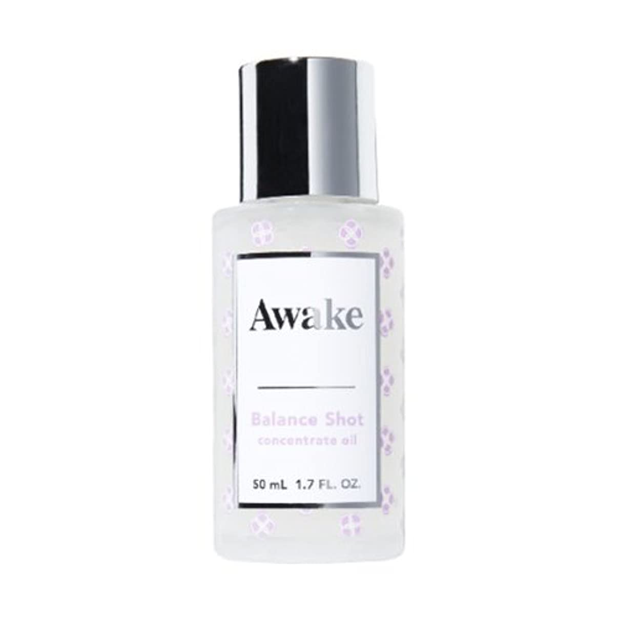 平凡おとなしい追放するアウェイク(AWAKE) Awake(アウェイク) バランスショット コ ンセントレイトオイル 〈美容オイル〉 (50mL)