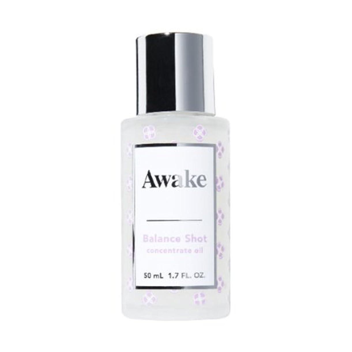 エーカーさまようカジュアルアウェイク(AWAKE) Awake(アウェイク) バランスショット コ ンセントレイトオイル 〈美容オイル〉 (50mL)
