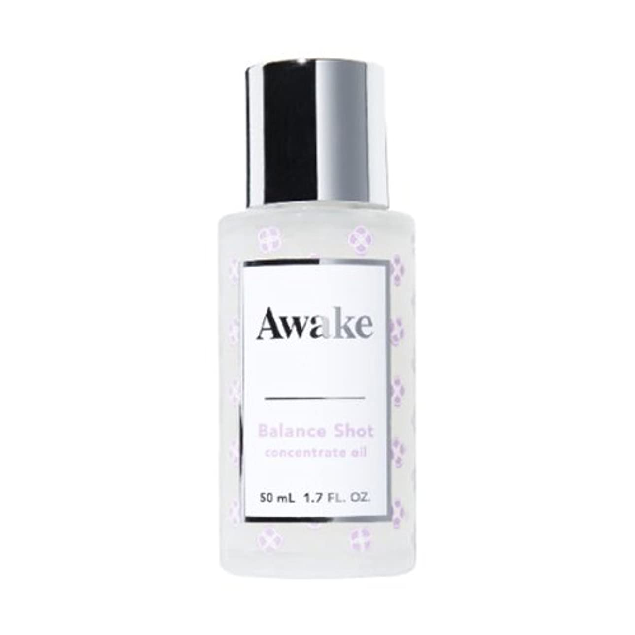 変える倫理式アウェイク(AWAKE) Awake(アウェイク) バランスショット コ ンセントレイトオイル 〈美容オイル〉 (50mL)