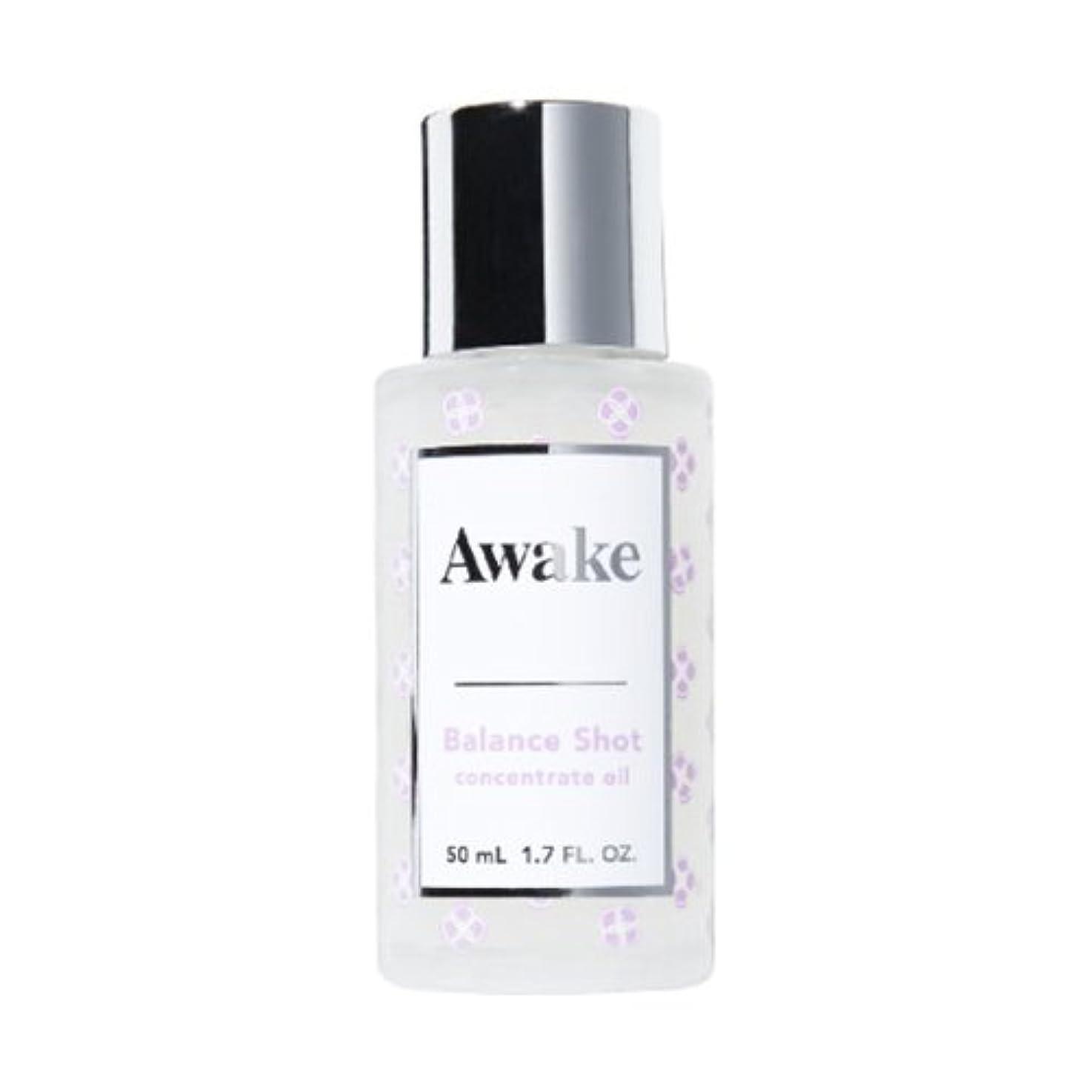 調和対象役職アウェイク(AWAKE) Awake(アウェイク) バランスショット コ ンセントレイトオイル 〈美容オイル〉 (50mL)