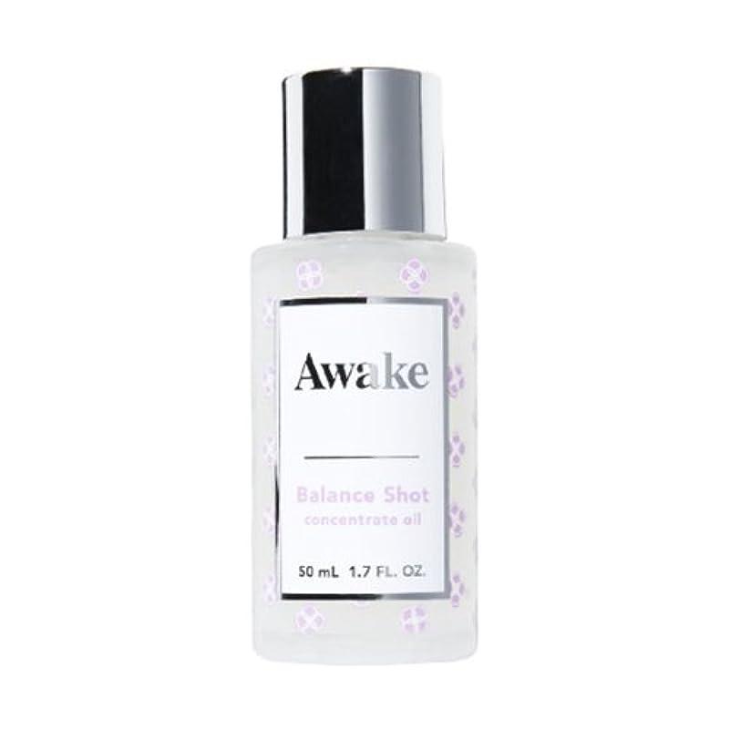 復讐留め金第二にアウェイク(AWAKE) Awake(アウェイク) バランスショット コ ンセントレイトオイル 〈美容オイル〉 (50mL)