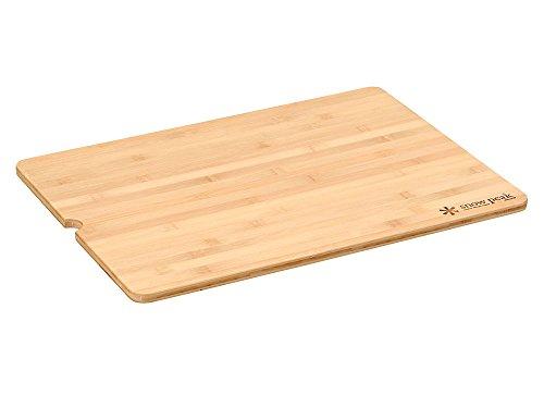 スノーピーク アイアングリルテーブル ウッドテーブル W 竹 CK126T