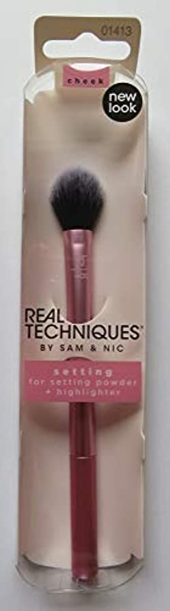 用心レジデンス状態Real Techniques Setting Brush - Setting Brush (並行輸入品)