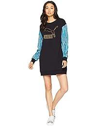 [PUMA(プーマ)] レディースセータージャンプスーツ PUMA x Coogi Dress PUMA Black M