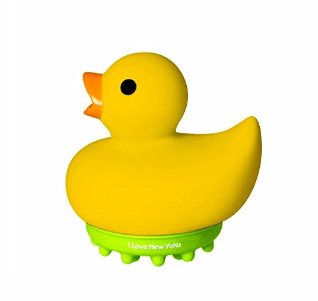 受賞層反動duck Relaxer Yellow