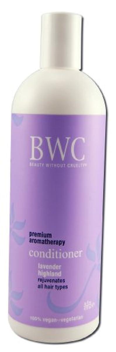 硬い個性アストロラーベ海外直送品Lavender Highland Conditioner, 16 OZ by Beauty Without Cruelty