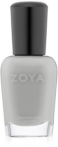 ZOYA ゾーヤ ネイルカラー ZP541 DOVE  ドーヴ 15ml 柔らかく繊細な光を放つグレー マット/クリーム 爪にやさしいネイルラッカーマニキュア