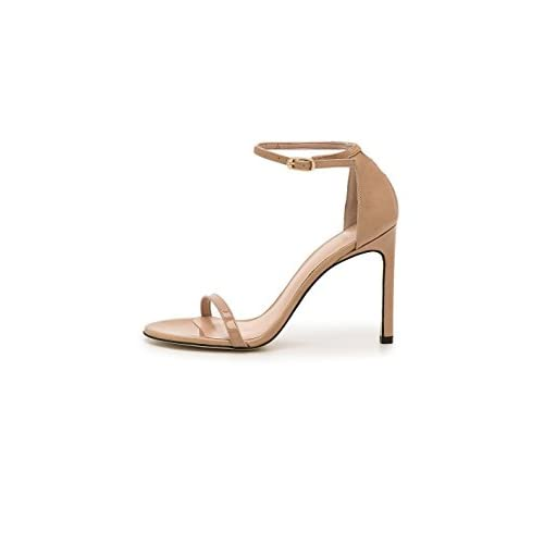 STUART WEITZMAN[スチュワートワイツマン] レディース サンダル Nudistsong 90mm Sandals Adobe [並行輸入品]