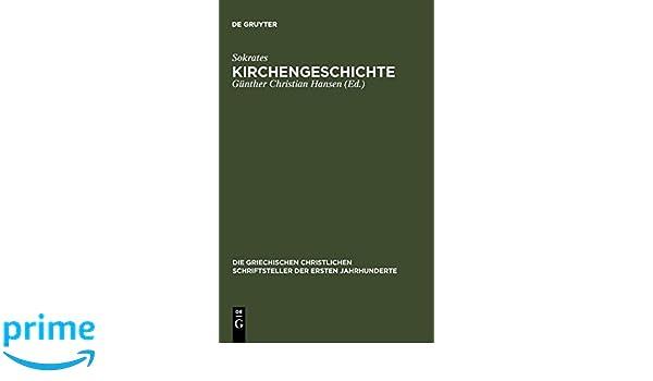 kirchengeschichte hansen gnther christian sokrates irinjan manja