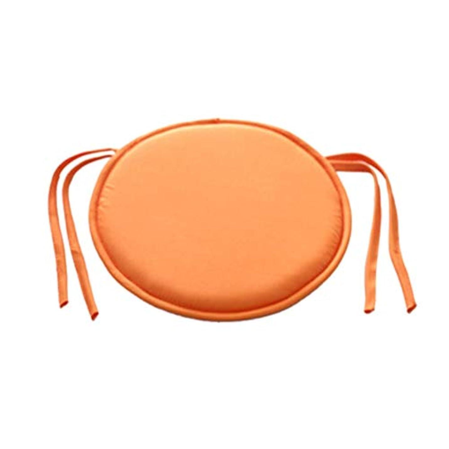 もろい仲間ペンフレンドSMART ホット販売ラウンドチェアクッション屋内ポップパティオオフィスチェアシートパッドネクタイスクエアガーデンキッチンダイニングクッション クッション 椅子