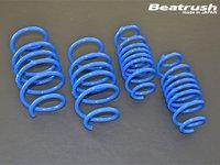 Beatrush オリジナルスプリング フロント 2本セット  スズキ スイフトスポーツ ZC32S 【S128044SPF】