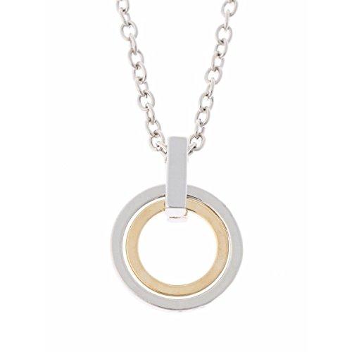 [해외]위고 (남성) (WEGO) 위고 (WEGO | W 링 체인 목걸이)/Wigo (Men`s) (WEGO) Wigo (WEGO | W ring chain necklace)