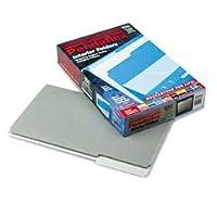 Pendaflex pfx435013graグレー法的サイズ内部ファイルフォルダ–100Pieces