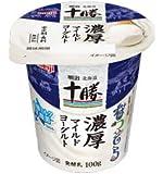 【冷蔵】明治 北海道十勝濃厚マイルドヨーグルト 12個
