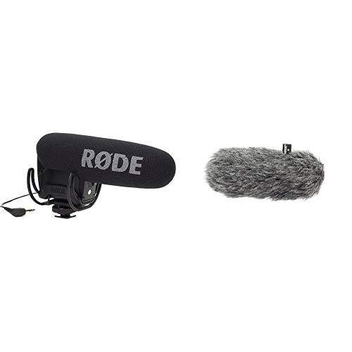 【国内正規品】RODE ロード VideoMic Pro Rycote コンデンサーマイク VMPR & ロード DeadCat GO ウインドシールド DEADCATGO