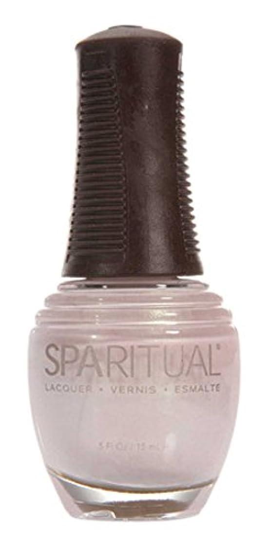 崇拝する遠近法香水SpaRitual スパリチュアル ネイルラッカー ウォーターリリー15ml #80358