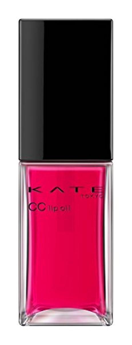 紀元前コロニアル樫の木ケイト CCリップオイル 02 TRANS PINK 透明感のあるピンク