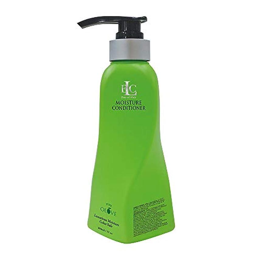 盗難しっとり韓国語ELC Dao of Hair ELCピュアOloveモイスチャライジングコンディショナー - モイスチャーリッチナチュラルボタニカル&有機油は、栄養を与え、修理、強化、ドライ髪を再水和 12オンス