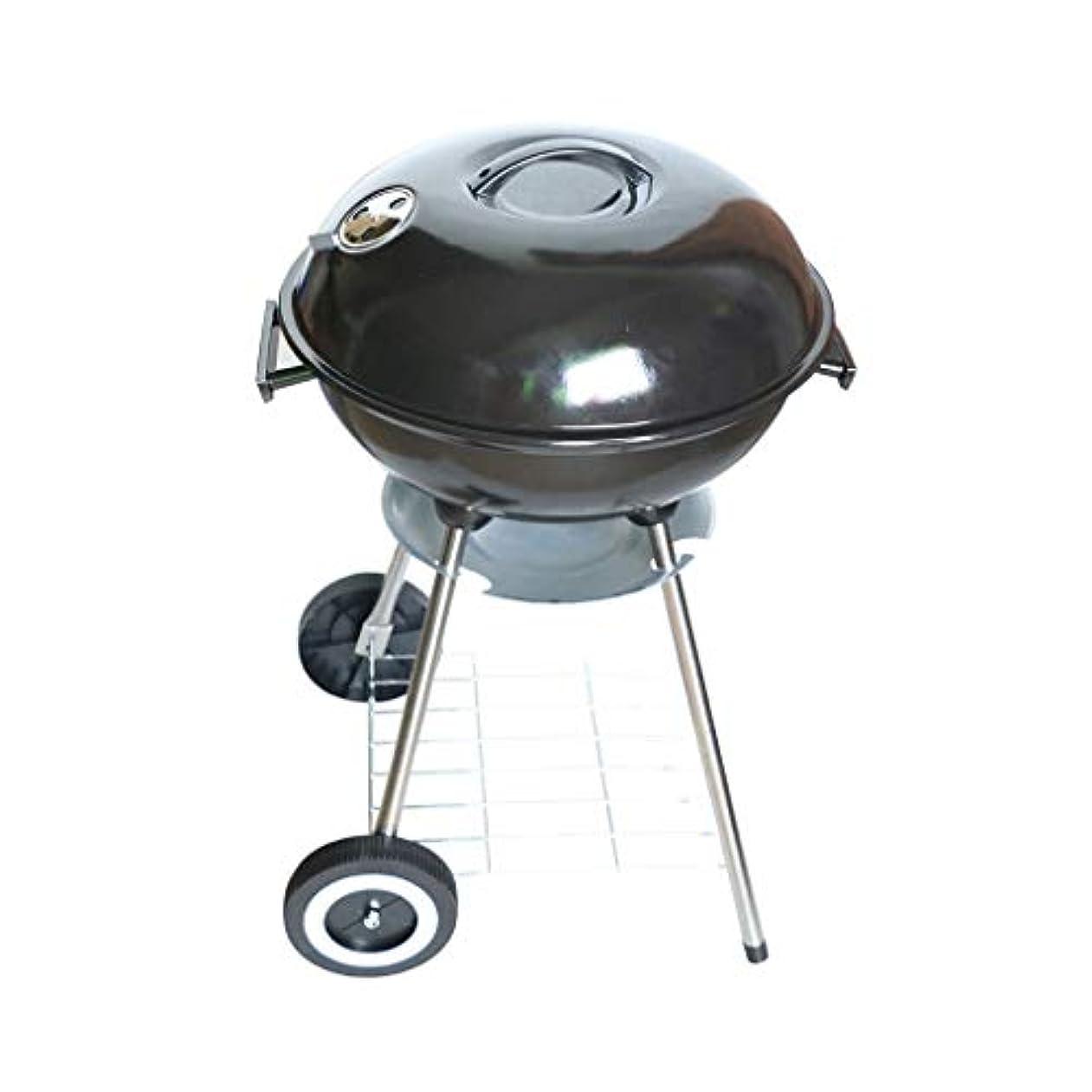 怠な真空キャンバスSN BBQグリル 焚火台, 丸型 軽量 焼肉 BBQ 網 炭火 鉄板 アウトドア愛好者のプレゼント