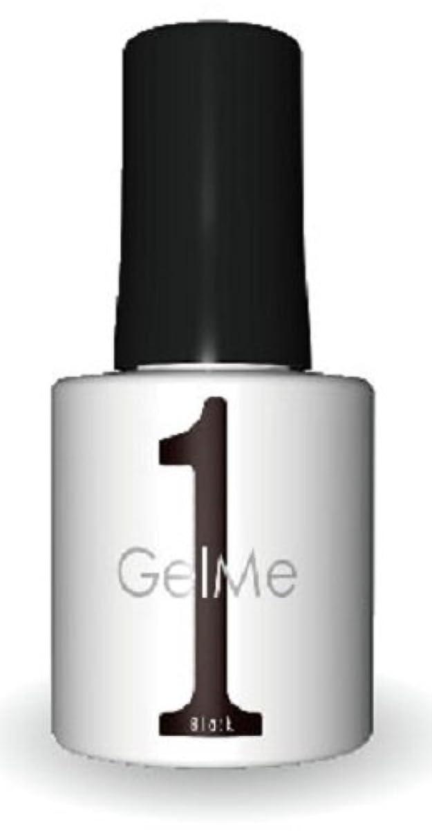 ラダ公平な項目ジェルミーワン(Gel Me 1) 09ブラック