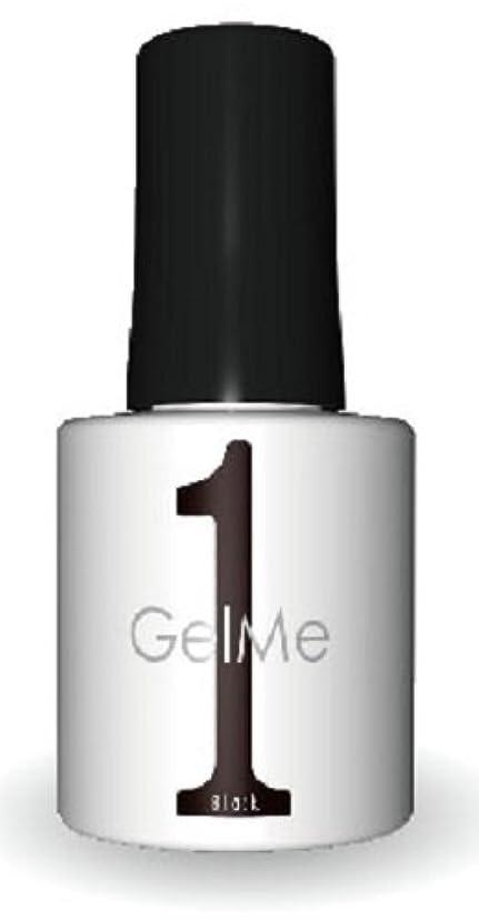 マリン憧れ日付付きジェルミーワン(Gel Me 1) 09ブラック