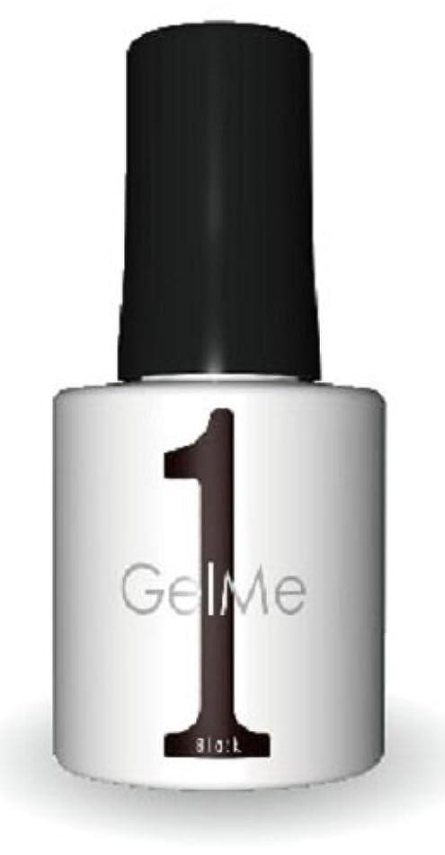 関係するパターンに沿ってジェルミーワン(Gel Me 1) 09ブラック