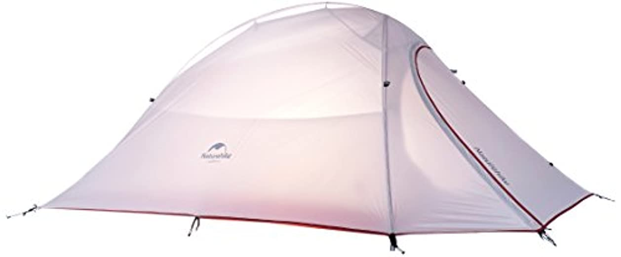 クレタ辞任インゲンNatureHike Naturehike 2人屋外テント二重層テント防水キャンプテント軽量テント