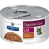 ヒルズ Hills 療法食 猫用 消化ケア i/d チキン&野菜入りシチュー 缶 82g