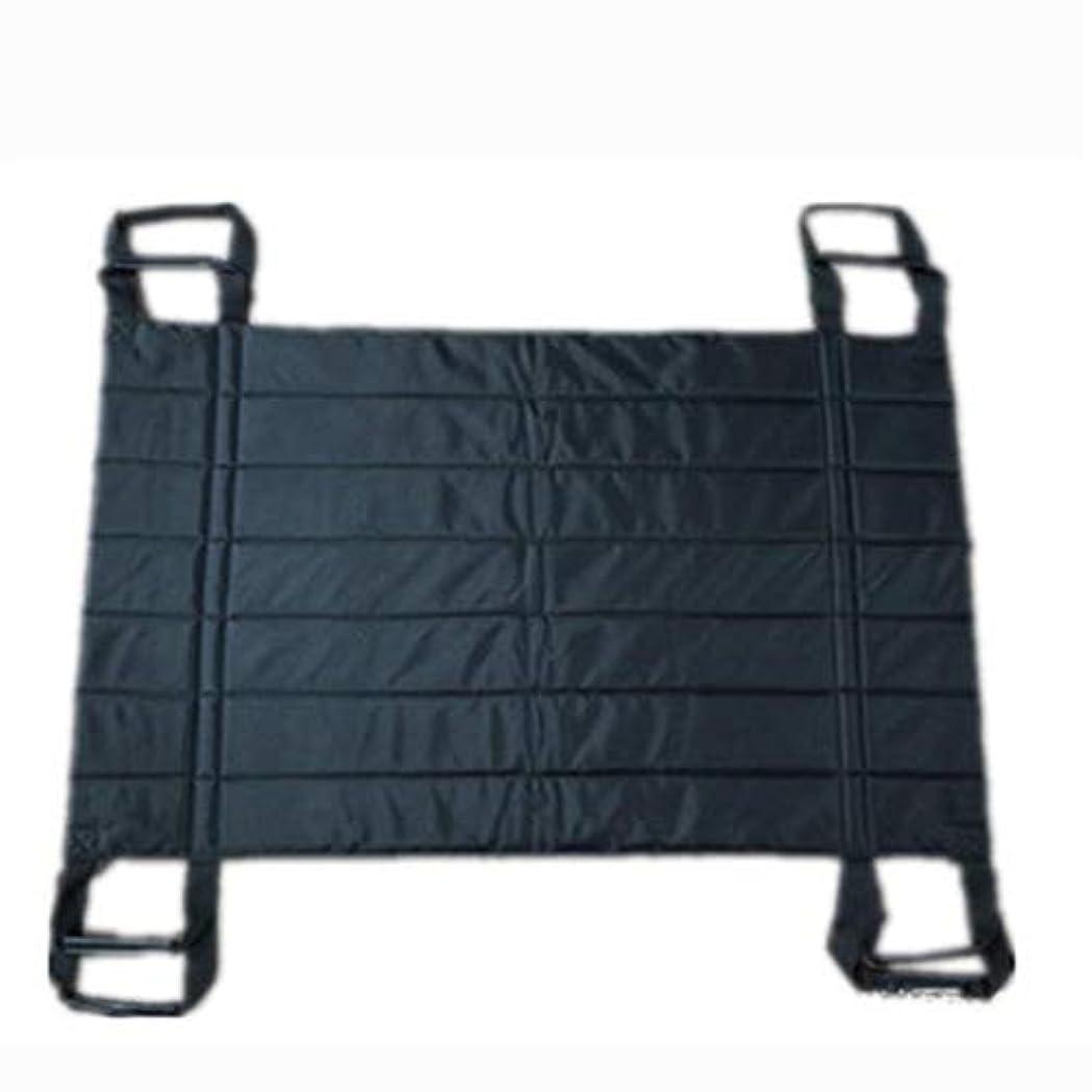モチーフ歩くロールトランスファーボードベルト車椅子スライド式メディカルリフティングスリングターナー患者ケア安全移動補助器具