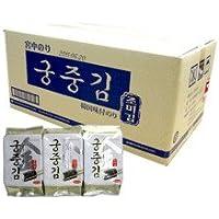 *韓国食品*全世界で一番美味しい海苔! 宮中のり 1BOX (3P X 24個)