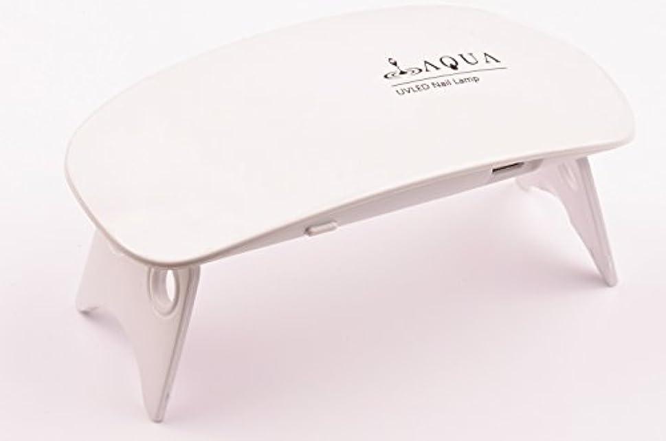 麺バインド更新するLEDライト UVライト 6W 持ち運びに便利な軽量コンパクトサイズ (04.ホワイト)