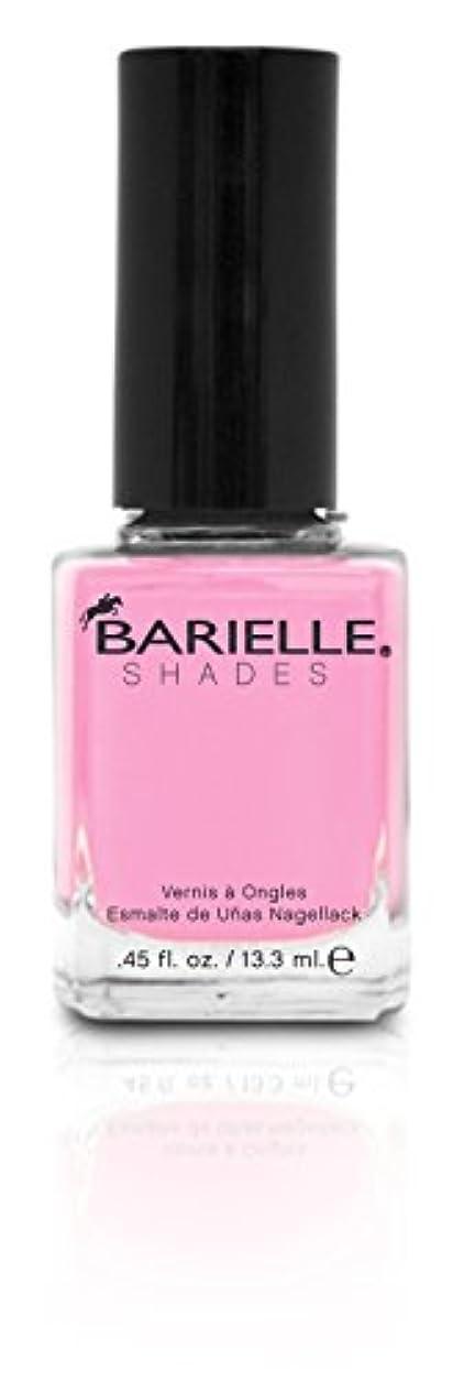 鉛筆過度に航海のBARIELLE バリエル ピンク フリップ フロップス 13.3ml Pink Flip-Flops 5253 New York 【正規輸入店】