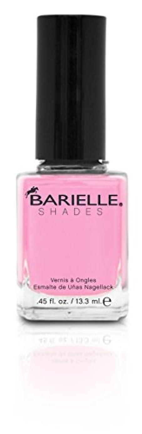 不均一不可能な委任するBARIELLE バリエル ピンク フリップ フロップス 13.3ml Pink Flip-Flops 5253 New York 【正規輸入店】