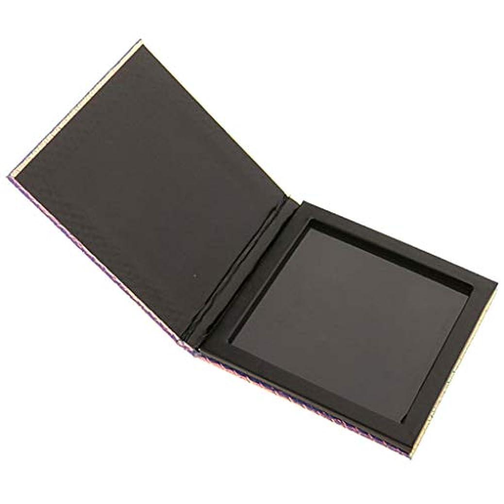 オフ静かな洗剤空の磁気パレット化粧パレットパッドヒョウ大パターンDIYパレット新しい