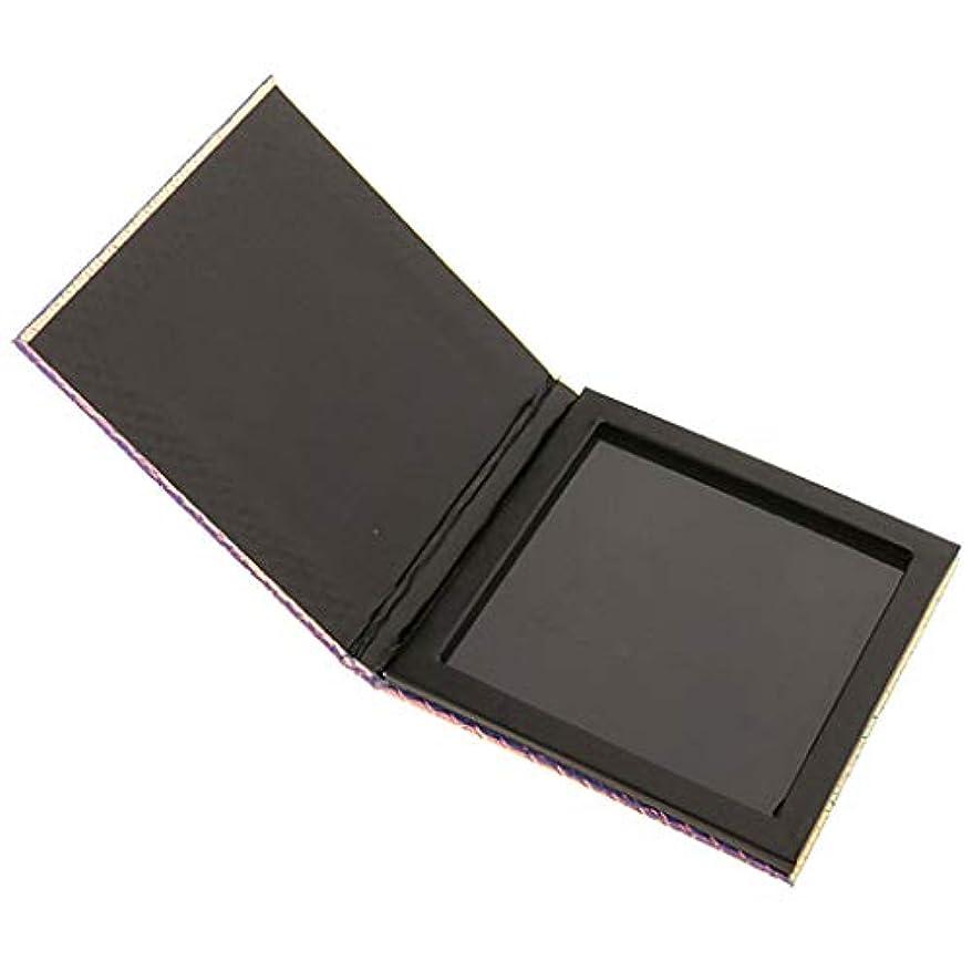 スカルク許可する健全空の磁気パレット化粧パレットパッドヒョウ大パターンDIYパレット新しい