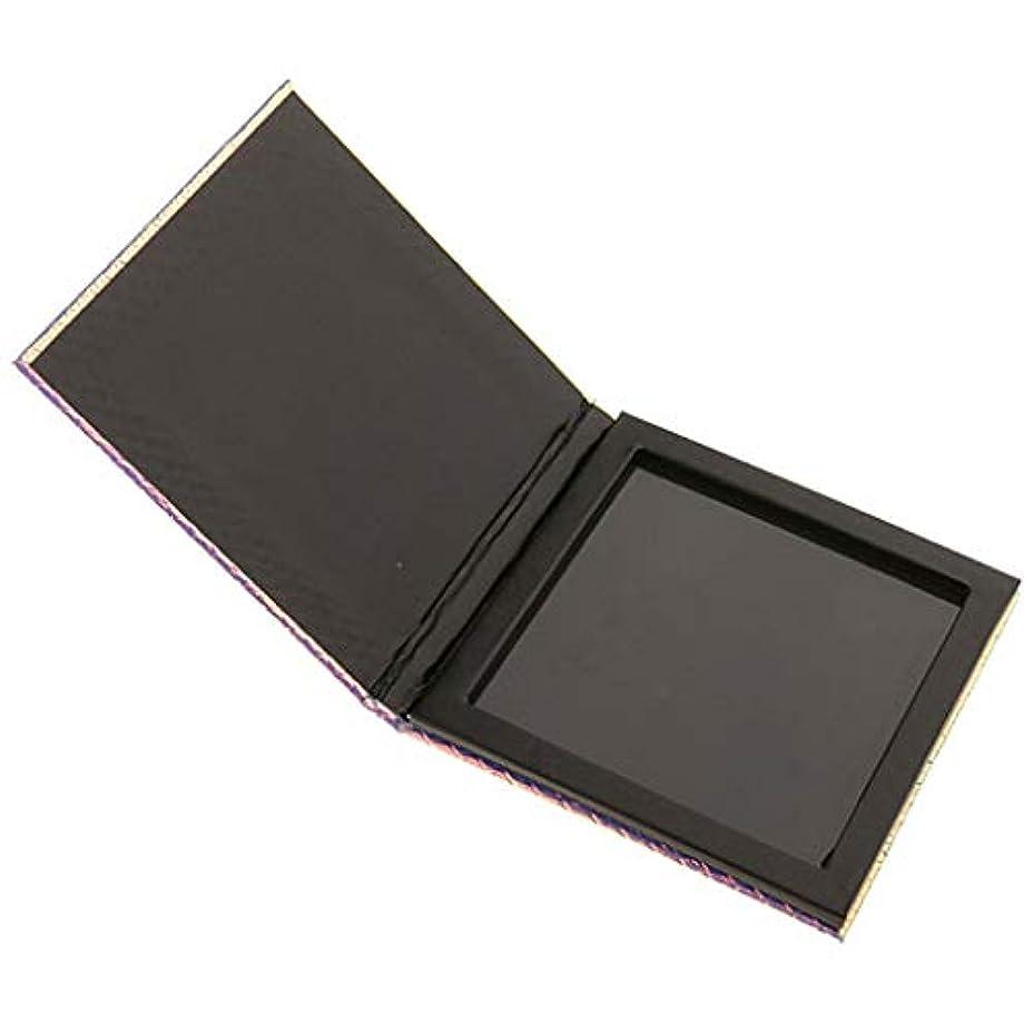 上向きフォローカバー空の磁気パレット化粧パレットパッドヒョウ大パターンDIYパレット新しい