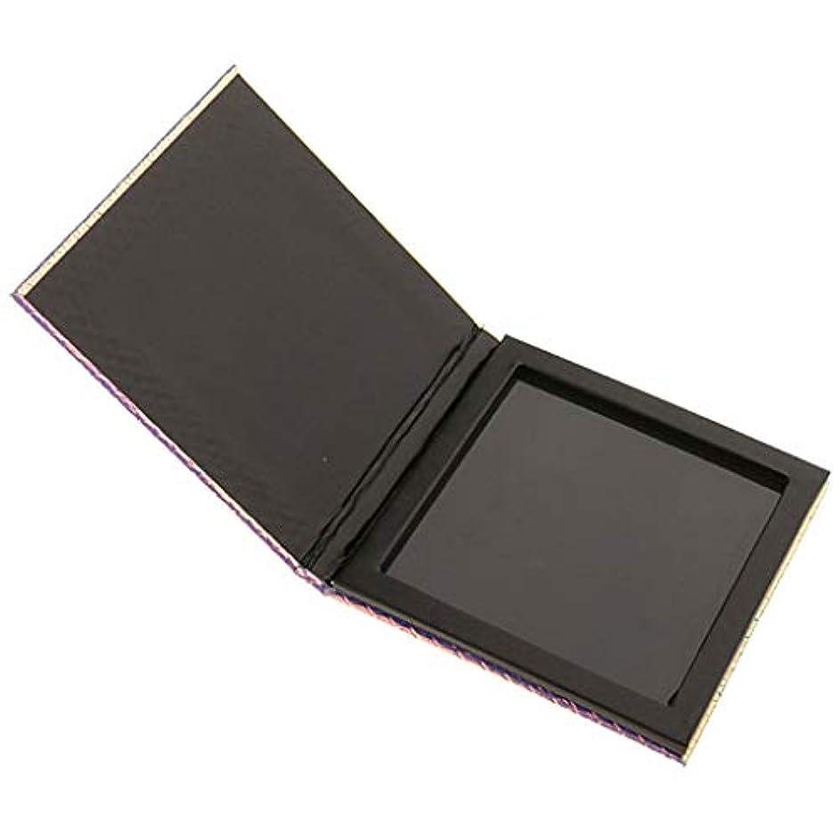 中級モノグラフハンドブック空の磁気パレット化粧パレットパッドヒョウ大パターンDIYパレット新しい