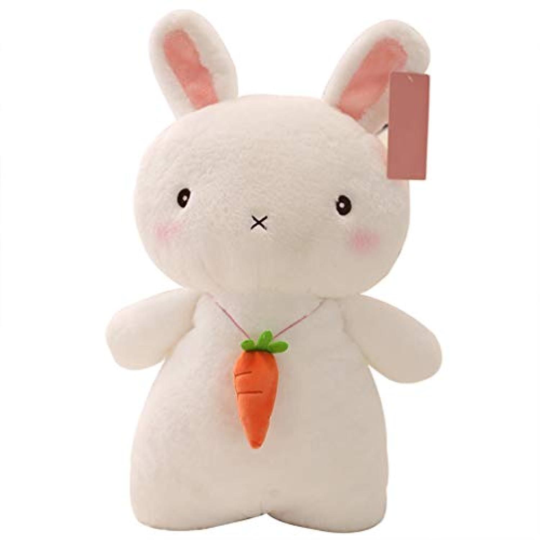 うさぎ ぬいぐるみ プレゼント ウサギ 動物 人形 リアル かわいい もちもち ふわふわ 洗える 抱き枕 おもちゃ 赤ちゃん 女の子 男の子 子供 ぬいぐるみ 新年 贈り物 お祝い 店 誕生日 55CM
