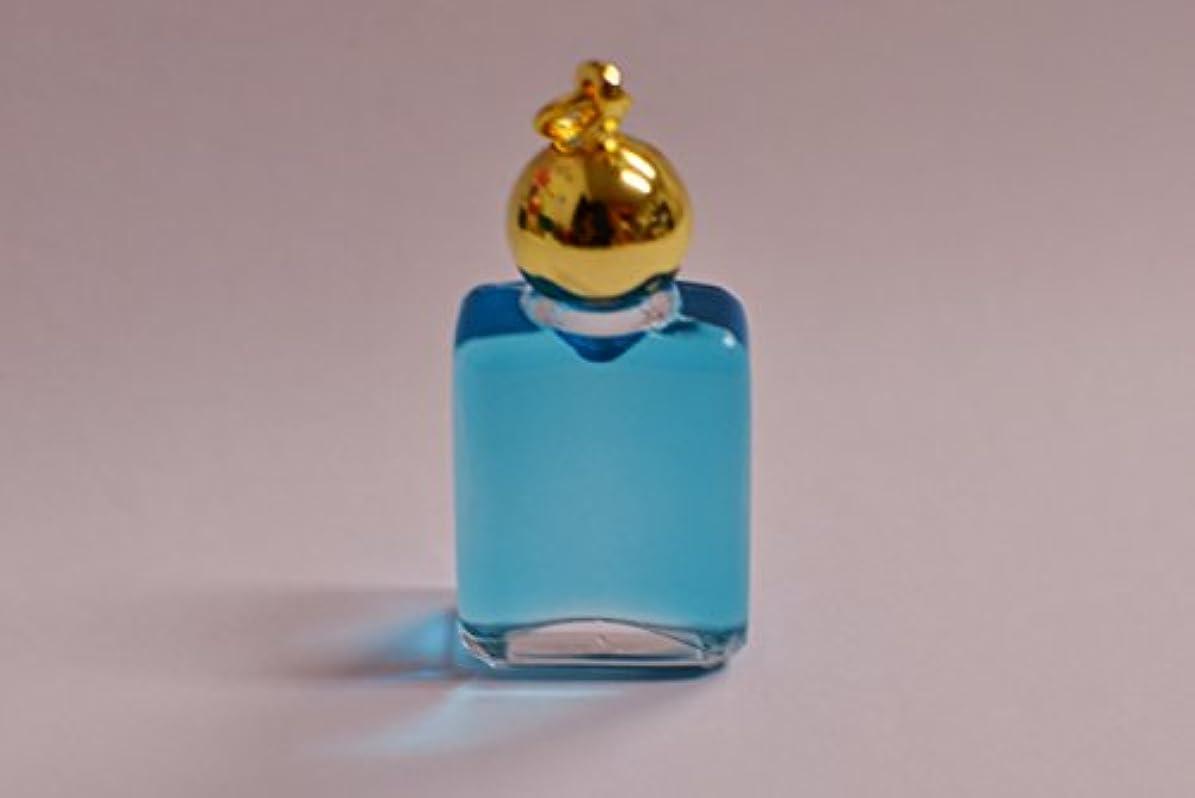楕円形陰謀連鎖和み彩香 ミニボトル(浅葱色?あさぎいろ)