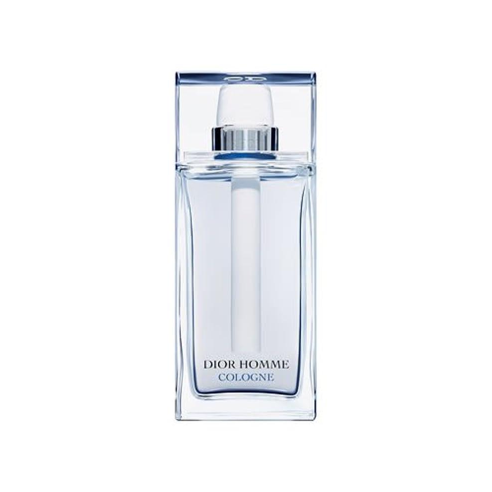おじさん体細胞トライアスロンクリスチャン ディオール(Christian Dior) ディオール オム コロン オード トワレ 125ml[並行輸入品]