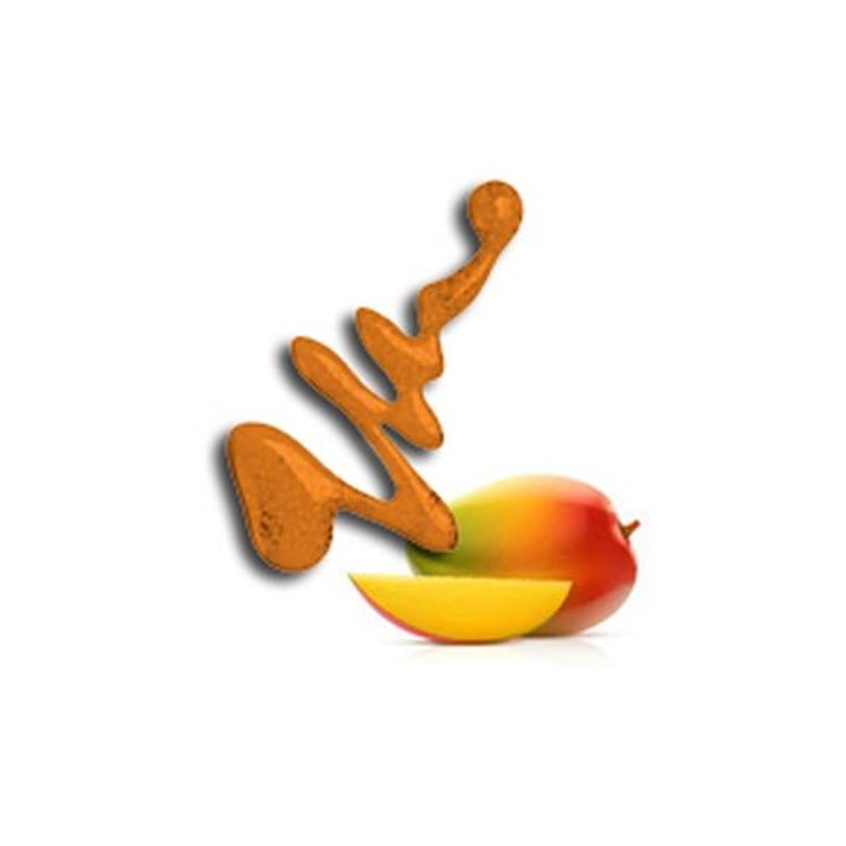 バーガー想像力豊かな飲み込む(3 Pack) LA GIRL Fruity Scented Nail Polish - Tropical Mango (並行輸入品)
