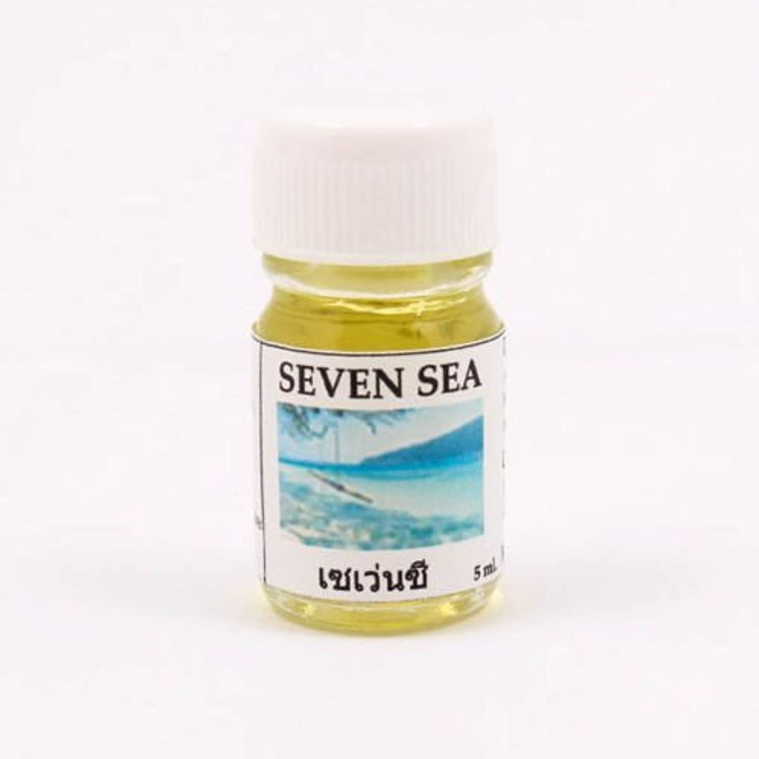 撤回する終点徴収6X Seven Sea Aroma Fragrance Essential Oil 5ML. cc Diffuser Burner Therapy