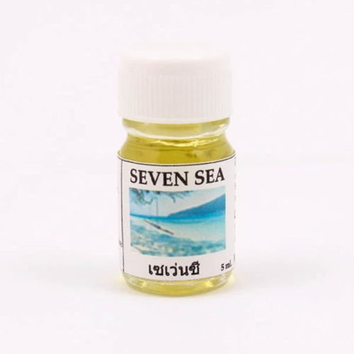 努力する崩壊特異性6X Seven Sea Aroma Fragrance Essential Oil 5ML. cc Diffuser Burner Therapy