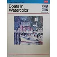 Boats in Watercolor (How to Draw and Paint Series)