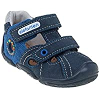 elefanten First Shoes - Babies VIVO - Soft, High-Quality Leather, with an Anatomic Pad, 3 Part Flaxibale Sole Allows Free Movment