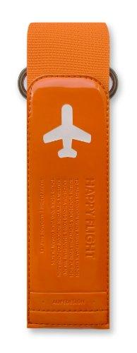 ALIFE(アリフ) HAPPY FLIGHT ラゲージベルト オレンジ