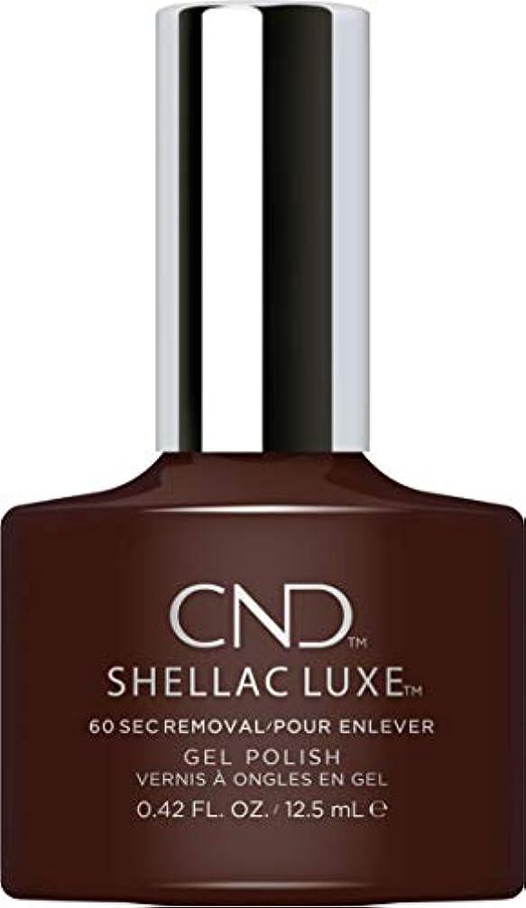 トラップスチュアート島そばにCND Shellac Luxe - Fedora - 12.5 ml / 0.42 oz